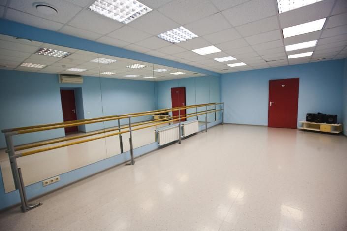 Фото: Аренда танцевального зала в Москве