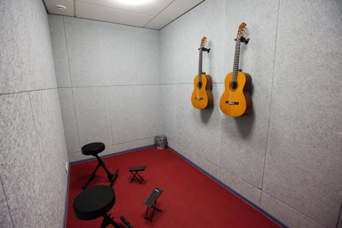 Фото: Репетиционные залы аренда