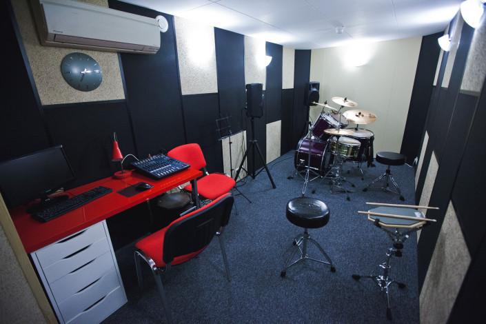 Фото: Репетиционные залы аренда в Москве