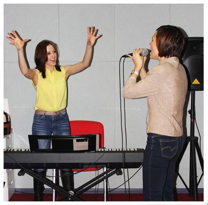 Фото: Занятия вокалом для начинающих взрослых