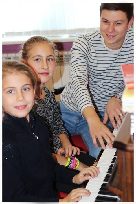 уроки на фортепиано для детей