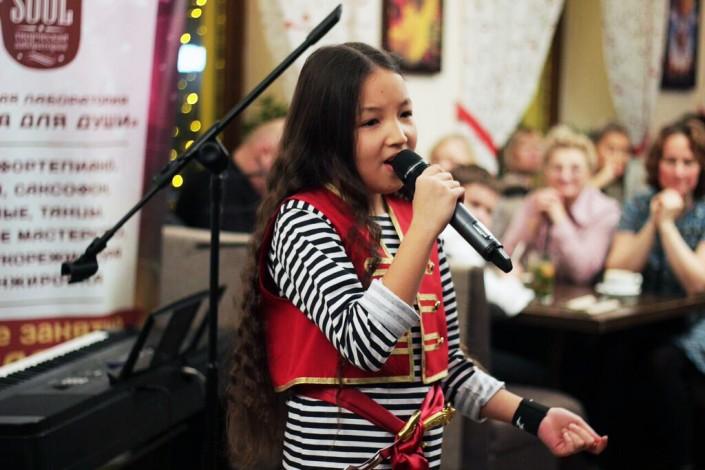 Фото: Эстрадный вокал для детей