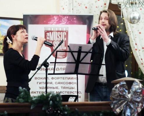 Фото: Обучение вокалу для взрослых в Москве