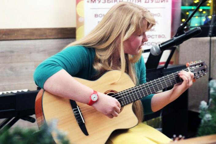 Фото: Уроки игры на гитаре с нуля
