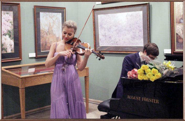 Фото: Обучение игре на скрипке с нуля