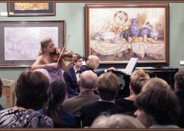 Фото: Уроки игры на скрипке