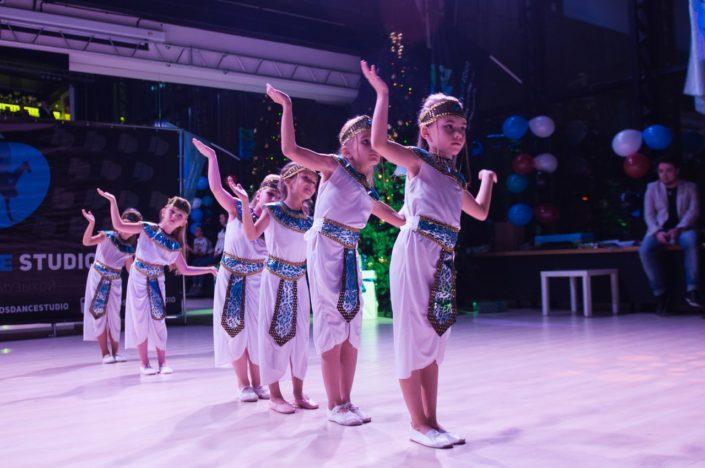 Фото: Уроки хореографии для детей