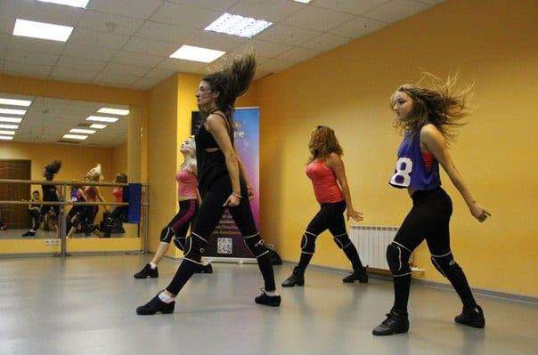 Фото: Джаз фанк танец обучение