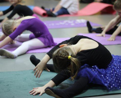 Фото: Занятия танцами для детей