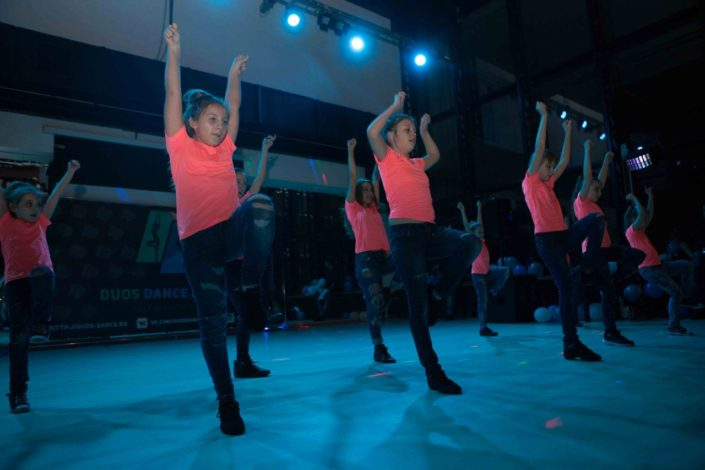 Фото: Танец дэнс микс