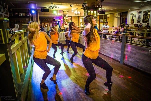 Фото: Школа латиноамериканских танцев в Москве