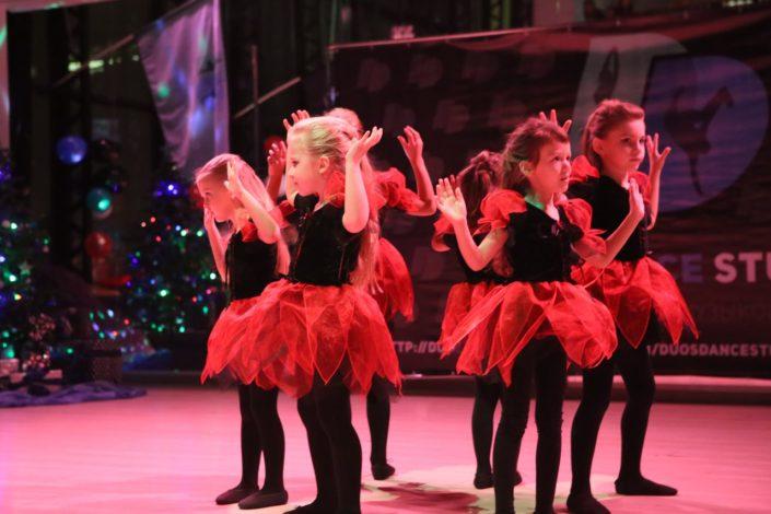 Фото: Школа современного танца для детей в Москве