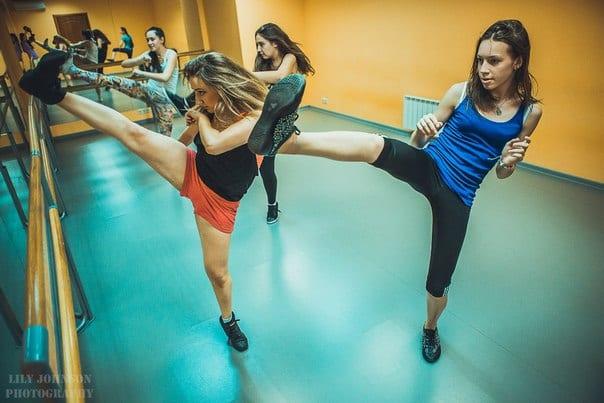 Фото: Уроки танца Jazz Funk в Москве